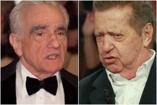 """Vittorio Cecchi Gori contro Netflix e Martin Scorsese: """"Hanno tolto il mio nome da The Irishman"""""""