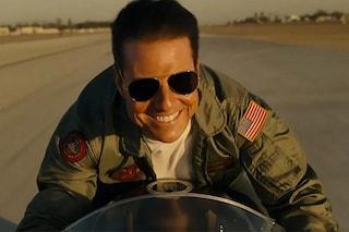 Top Gun: Maverick, il nuovo trailer con Tom Cruise è mozzafiato