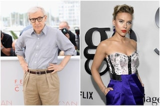 Woody Allen censurato negli Usa: Scarlett Johansson lo difende e rischierebbe l'Oscar