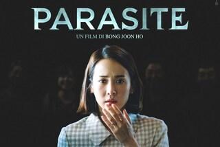 Parasite torna al cinema dal 6 febbraio, il nuovo poster del film pronto per gli Oscar 2020