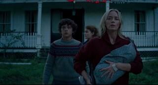 A Quiet Place 2: il trailer italiano del film horror con Emily Blunt ambientato nel 2020
