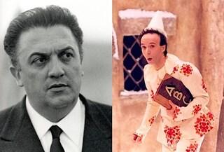 Pinocchio: Roberto Benigni progettò il film, nel 1990, con Federico Fellini