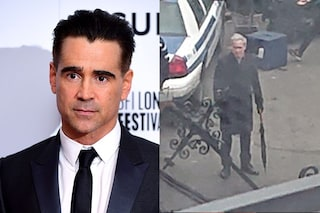 """The Batman"", Colin Farrell sarà il Pinguino: ecco le prime foto dal set"