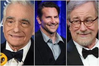 """Martin Scorsese e Steven Spielberg producono """"Bernstein"""", il nuovo film Netflix di Bradley Cooper"""