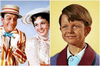 Che fine ha fatto il cast di Mary Poppins: il piccolo Michael Banks morì a soli 21 anni