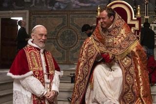 The New Pope sbarca al cinema, la serie tv di Paolo Sorrentino sul grande schermo dal 13 gennaio
