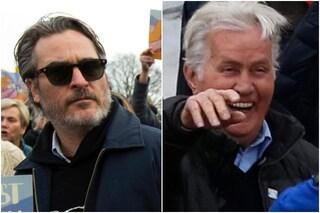 Joaquin Phoenix e Martin Sheen arrestati alla protesta per l'ambiente organizzata da Jane Fonda