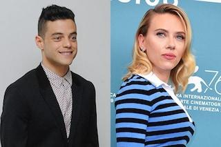 """Rami Malek e Scarlett Johansson tra i """"presenter"""" per i Golden Globe 2020"""