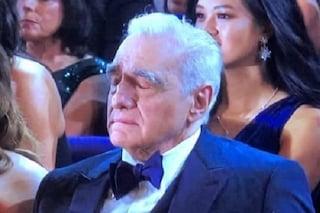 Martin Scorsese eroe degli Oscar 2020, dorme in platea e prende la standing ovation senza aver vinto
