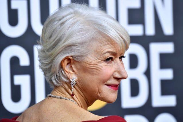 Helen Mirren vorrebbe recitare con Checco Zalone