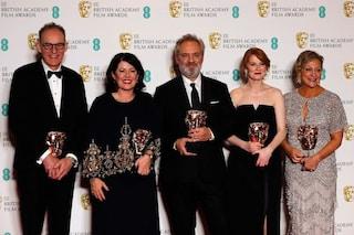 I vincitori dei BAFTA 2020, trionfa 1917 di Sam Mendes con 7 premi
