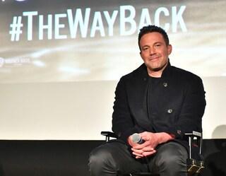 """Ben Affleck parla di The Way Back: """"Con il ruolo dell'alcolista ho affrontato i miei demoni"""""""
