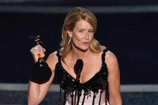 Oscar 2020: Laura Dern migliore attrice non protagonista per 'Storia di un matrimonio'