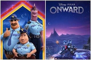 Prima lesbica tra i cartoni animati della Disney, sarà l'ufficiale Specter nel film Onward