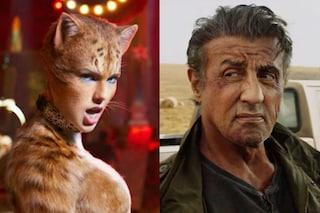 Nomination Razzie Awards 2020, a Cats e Rambo: Last Blood 8 candidature tra i peggiori dell'anno