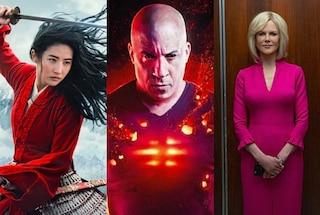 Tutti i film in uscita al cinema a Marzo 2020