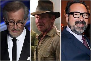 Steven Spielberg non dirigerà Indiana Jones 5: il regista rinuncia, al suo posto James Mangold