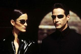 Matrix 4, ecco Neo e Trinity: le prime immagini con Keanu Reeves e Carrie-Anne Moss