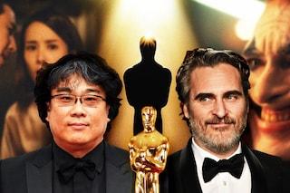 Oscar 2020, siamo tutti pagliacci e parassiti