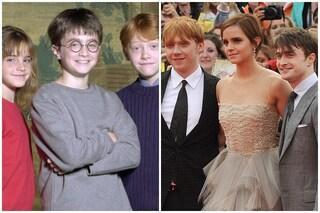 Che fine ha fatto il cast di Harry Potter: Daniel Radcliffe ha avuto problemi con l'alcol