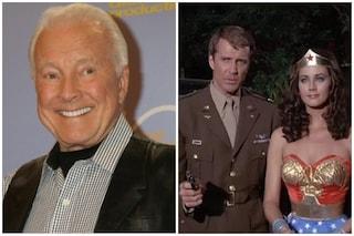 È morto a 84 anni Lyle Waggoner, il maggiore Trevor nella serie tv anni 70 Wonder Woman
