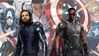 "La Marvel ferma le riprese di ""The Falcon and The Winter Soldier"" per il Coronavirus"