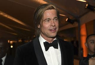 """Brad Pitt non riconosce più i volti delle persone: """"Soffro di prosopagnosia"""""""