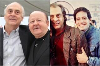 Morto Claudio Risi, il saluto di Massimo Boldi e dei Ragazzi della 3ª C