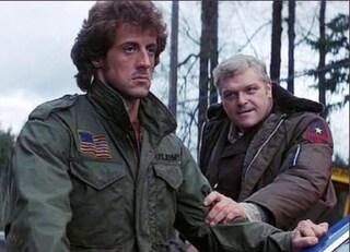 """Morto Brian Dennehy, l'addio di Silvester Stallone: """"Grande attore, mi aiutò a dare forma a Rambo"""""""