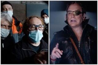 Warhunt con Mickey Rourke è il primo film girato in piena pandemia con guanti e mascherine sul set