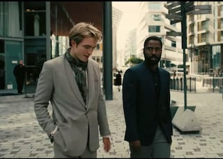 Tenet, il nuovo trailer italiano del misterioso film di Christopher Nolan