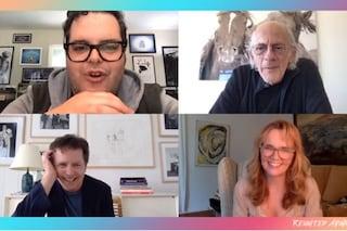 Ritorno al Futuro 4 non si farà: la notizia dalla reunion con Michael J. Fox e Christopher Lloyd