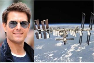Tom Cruise girerà con la Nasa il primo film dallo spazio