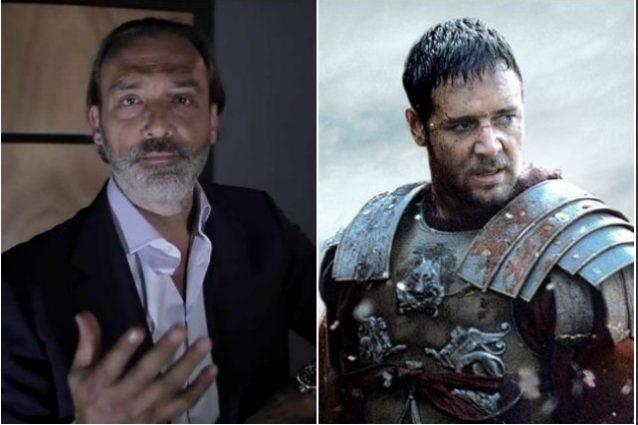 Luca Ward Festeggia Il Gladiatore Da 20 Anni Ripeto Le Frasi Del Film Una Storia Felice