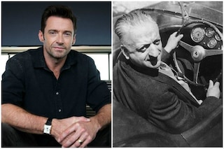 "Hugh Jackman sarà Enzo Ferrari nel biopic ""The man and the machine"""