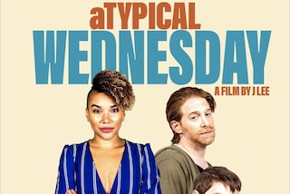 "La premiere di ""aTypical Wednesday"", il primo red carpet post Covid con mascherine e termometri"