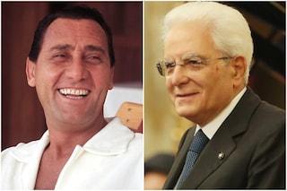 """Mattarella ricorda Alberto Sordi: """"Simbolo del cinema italiano, prima della fama tanti sacrifici"""""""