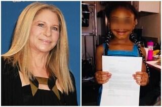 Barbra Streisand regala azioni Disney a Gianna, la figlia di George Floyd rimasta orfana