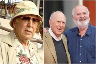 Morto Carl Reiner, l'attore di Ocean's Eleven padre di Rob Reiner aveva 98 anni