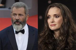 """""""Ebrea fritta e al forno"""", Winona Ryder accusa Mel Gibson di anti-semitismo e omofobia"""