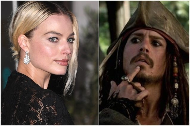 Margot Robbie protagonista di un nuovo Pirati dei Caraibi