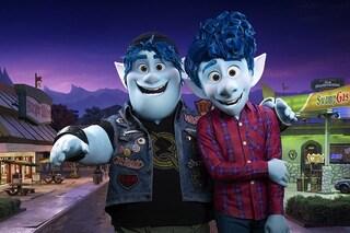 """""""Onward - Oltre la magia"""" al cinema a luglio, Pixar lancia la rinascita delle sale"""