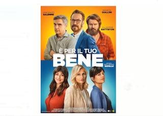 """Nel poster del film """"È per il tuo bene"""" ci sono solo i nomi degli attori maschi, Medusa: """"Un errore"""""""