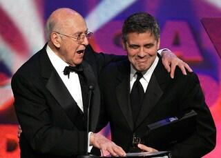 """George Clooney: """"Carl Reiner ha reso tutto più divertente, che dono incredibile ci ha fatto"""""""