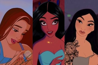 Le principesse Disney diventano donne moderne, ecco l'opera di Yudie San Emeterio