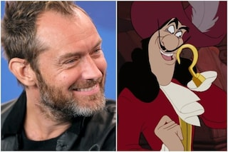 "Jude Law vicino al ruolo di Capitan Uncino in ""Peter Pan & Wendy"""