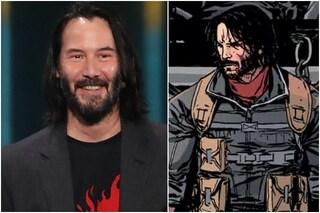 Keanu Reeves diventa l'eroe di un fumetto scritto da lui e disegnato dall'italiano Alessandro Vitti