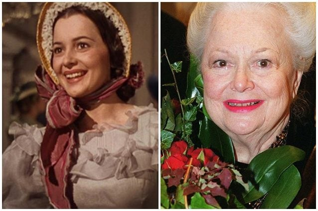 Addio Olivia de Havilland, la Melania di