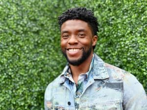 Chadwick Boseman (ph Emma McIntyre/Getty Images for MTV)