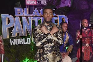 """Hollywood ricorda Chadwick Boseman: """"Un guerriero con un cuore enorme"""""""